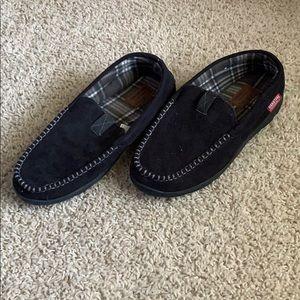 men's levi houseshoes